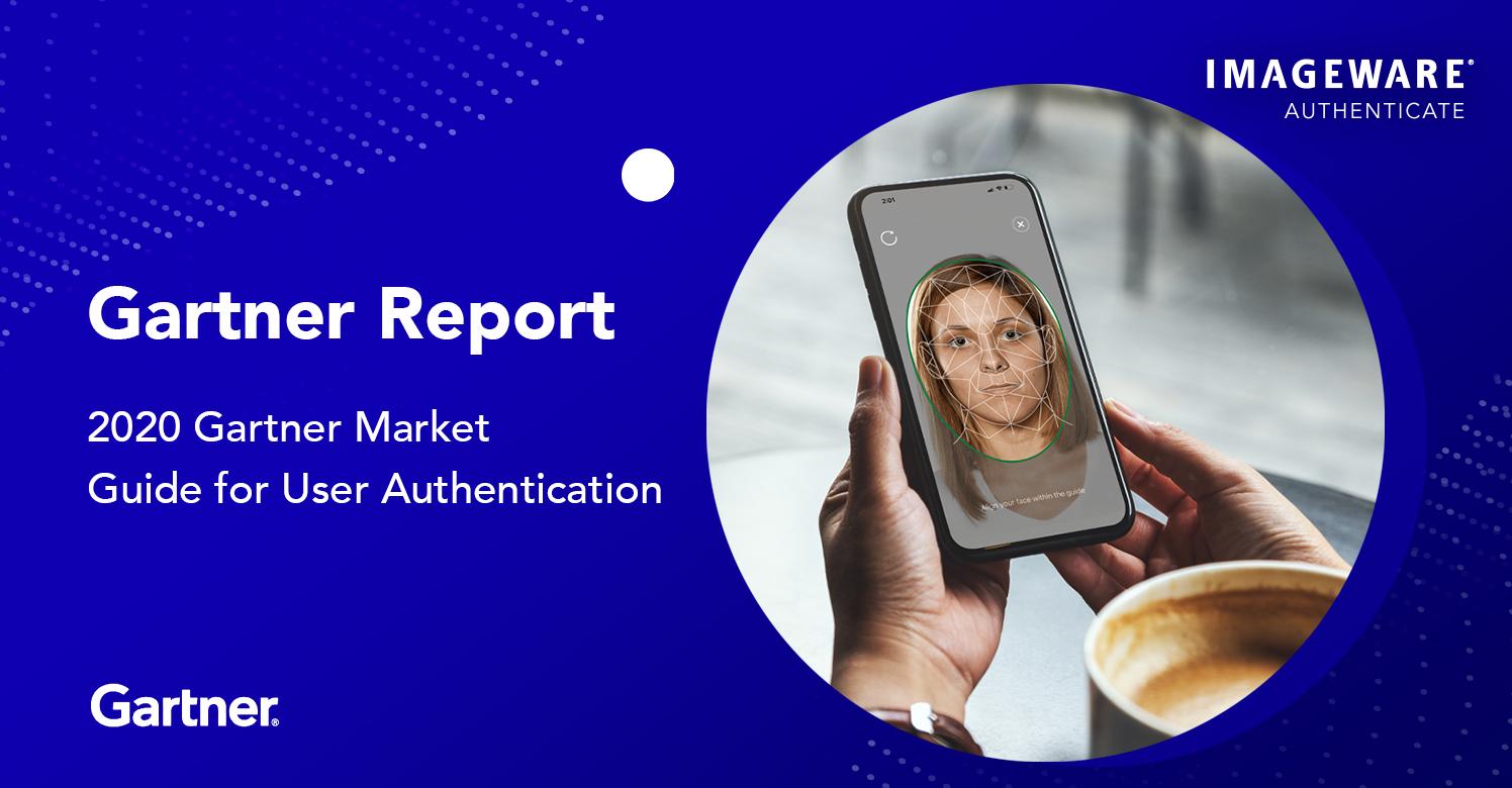 Gartner Report: 2020 Gartner Market Guide for User Authentication